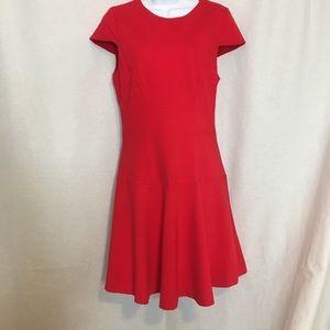 Cynthia Steffe classy red dress